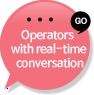 Operator Chating